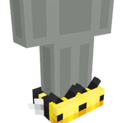 Bee Slippers on the Minecraft Marketplace by 57Digital
