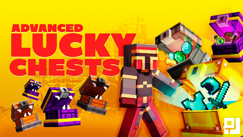 Advanced Lucky Chests on the Minecraft Marketplace by inPixel
