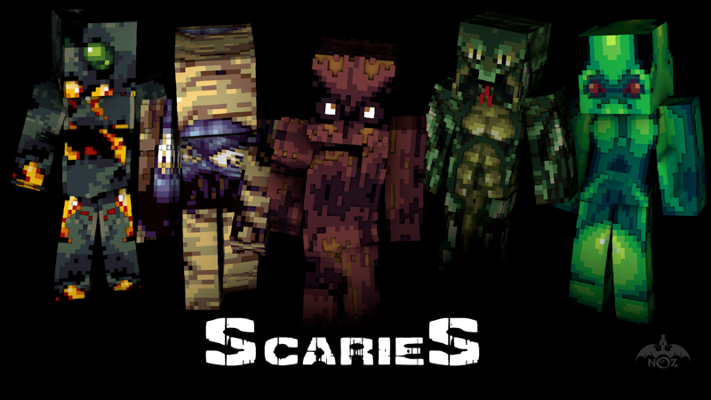 Scaries on the Minecraft Marketplace by Dragnoz