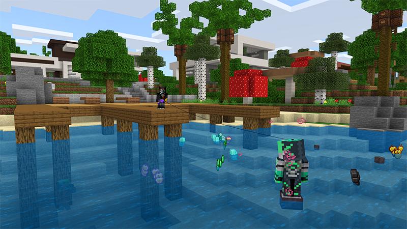 Fishing Hacker by Diluvian