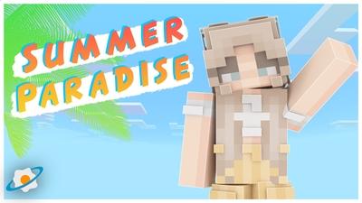Summer Paradise on the Minecraft Marketplace by NovaEGG