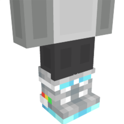Futuristic Sneakers on the Minecraft Marketplace by Spark Universe