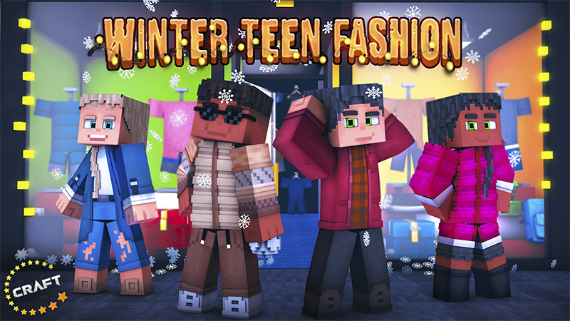 Winter Teen Fashion