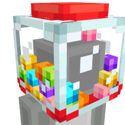 Gumball Machine on the Minecraft Marketplace by Paragonia