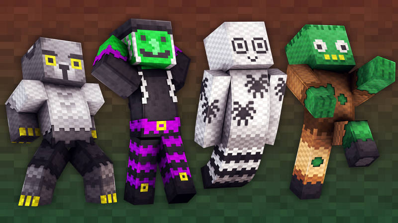 Spooky Knits on the Minecraft Marketplace by 57Digital