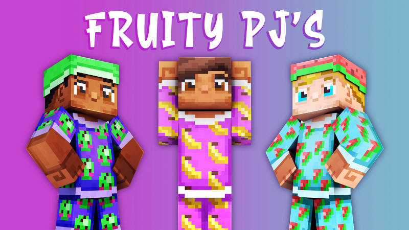 Fruity PJs on the Minecraft Marketplace by 57Digital