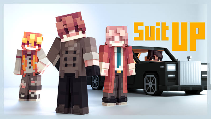 Suit Up on the Minecraft Marketplace by BLOCKLAB Studios