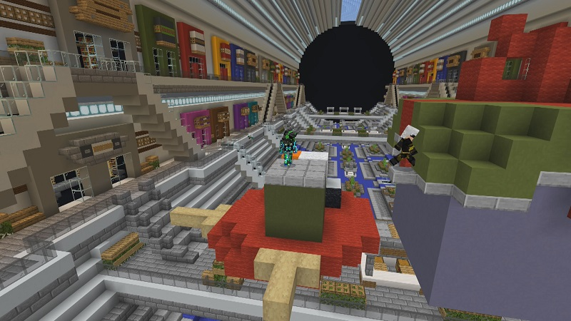 Chunk Runner on the Minecraft Marketplace by NeoMc