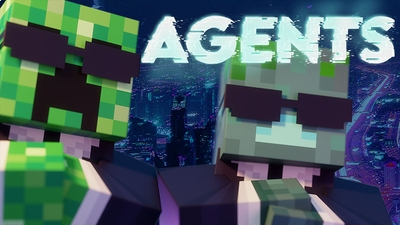 Secret Agent Mobs on the Minecraft Marketplace by Dig Down Studios