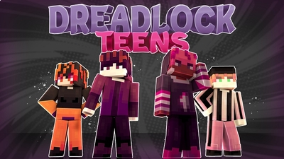 Dreadlock Teens on the Minecraft Marketplace by Nitric Concepts