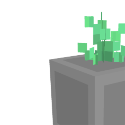 Plant Head on the Minecraft Marketplace by Tetrascape