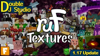 ruF Textures on the Minecraft Marketplace by Double DJ Studios
