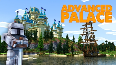 Advanced Palace on the Minecraft Marketplace by Mine-North