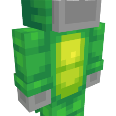 Dino Onesie on the Minecraft Marketplace by Spark Universe