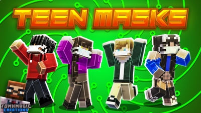 Teen Masks on the Minecraft Marketplace by Tomhmagic Creations