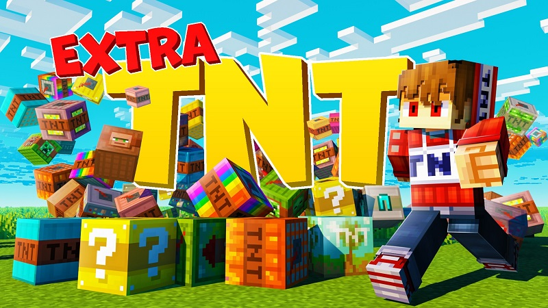Extra TNT on the Minecraft Marketplace by BBB Studios