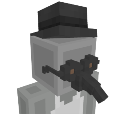 Plague Doctor on the Minecraft Marketplace by CompyCraft