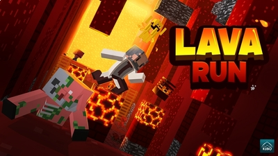 Lava Run on the Minecraft Marketplace by Kubo Studios