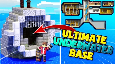 ULTIMATE UNDERWATER BASE on the Minecraft Marketplace by Chunklabs