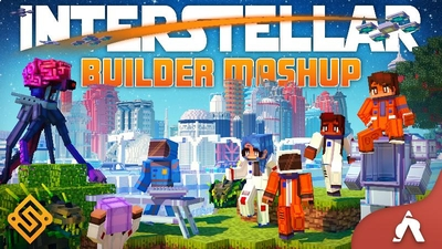 Interstellar Builder Mashup on the Minecraft Marketplace by Atheris Games