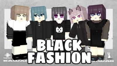 Black Fashion HD on the Minecraft Marketplace by Impress