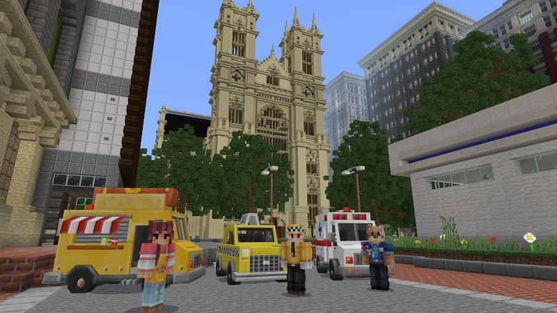 Summer City on the Minecraft Marketplace by BBB Studios