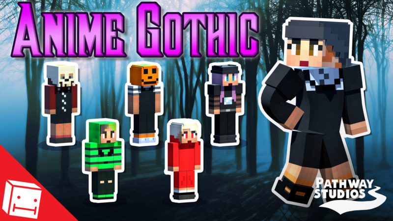 Anime Gothic on the Minecraft Marketplace by Pathway Studios