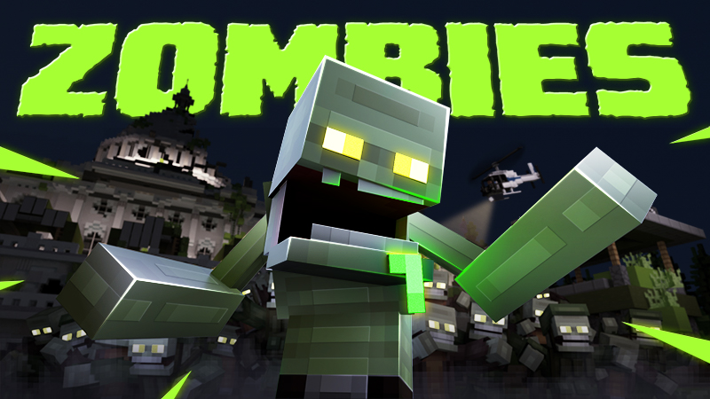 ZOMBIES on the Minecraft Marketplace by Spark Squared