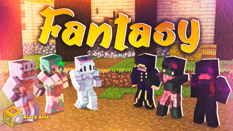Fantasy on the Minecraft Marketplace by Black Arts Studio