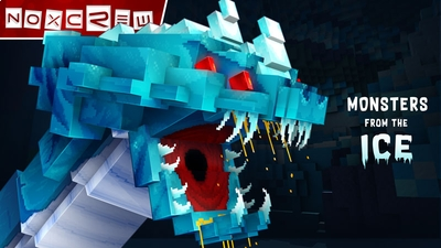Monsters from the Ice on the Minecraft Marketplace by Noxcrew