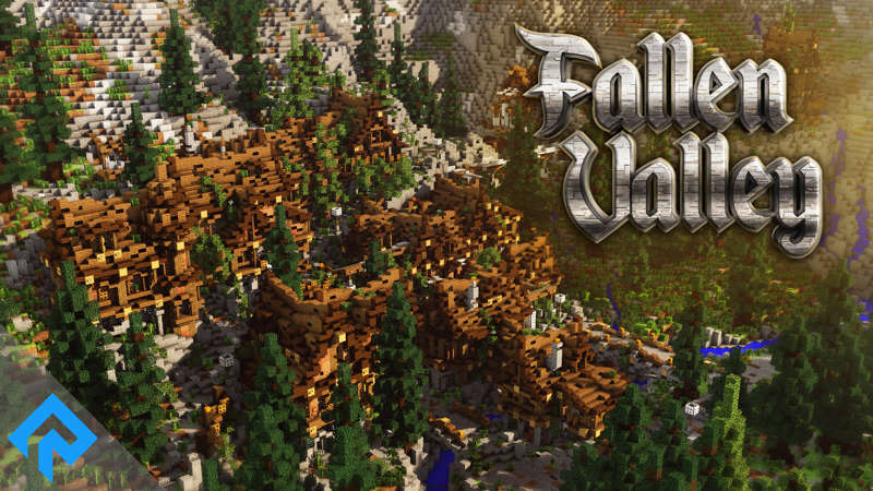 Fallen Valley on the Minecraft Marketplace by RareLoot
