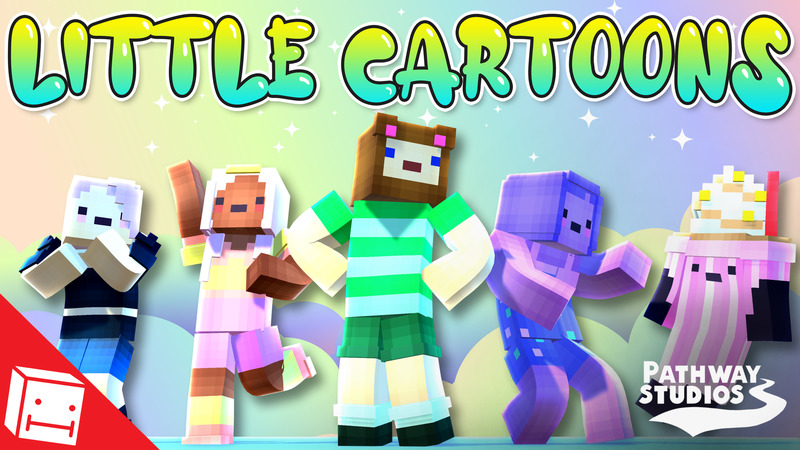 Little Cartoons on the Minecraft Marketplace by Pathway Studios
