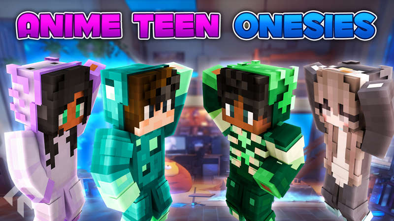 Anime Teen Onesies on the Minecraft Marketplace by RareLoot