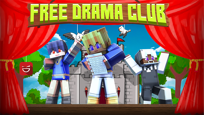 Free Drama Club on the Minecraft Marketplace by Dark Lab Creations