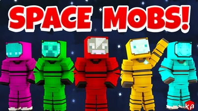 Space Mobs on the Minecraft Marketplace by KA Studios