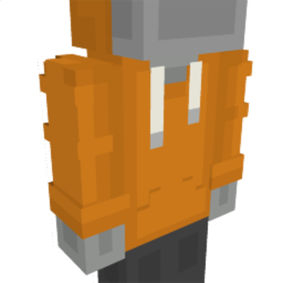 Fox Hoodie on the Minecraft Marketplace by Geeky Pixels