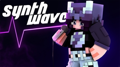 Synthwave on the Minecraft Marketplace by Glowfischdesigns