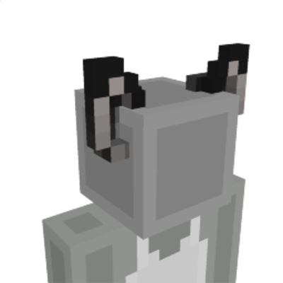 Wolf Ears on the Minecraft Marketplace by Razzleberries