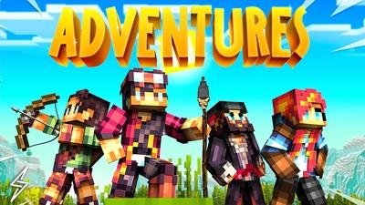 Adventures on the Minecraft Marketplace by Senior Studios
