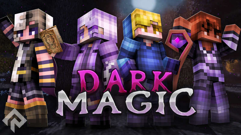 Dark Magic on the Minecraft Marketplace by RareLoot