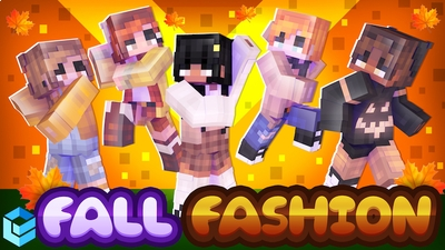 Fall Fashion on the Minecraft Marketplace by Entity Builds
