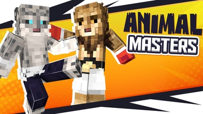 Animal Masters on the Minecraft Marketplace by Ninja Squirrel Gaming