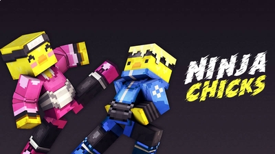Ninja Chicks on the Minecraft Marketplace by 57Digital