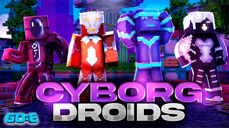 Cyborg Droids on the Minecraft Marketplace by GoE-Craft