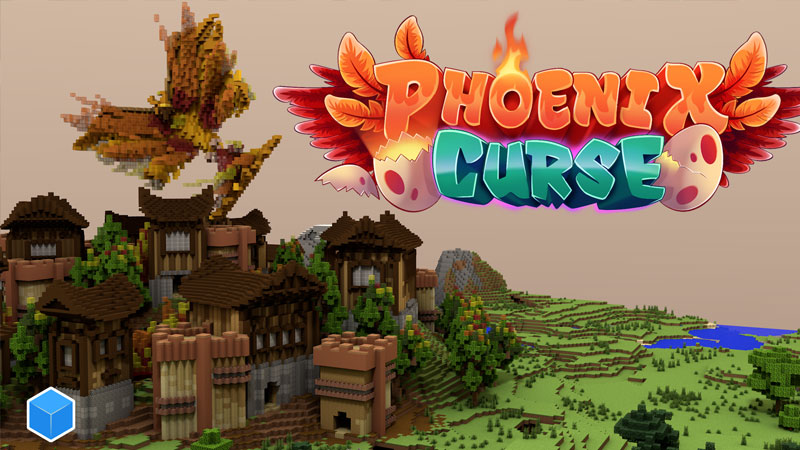 Phoenix Curse on the Minecraft Marketplace by CubeCraft Games
