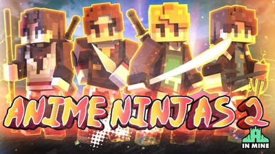 Anime Ninjas 2 on the Minecraft Marketplace by In Mine