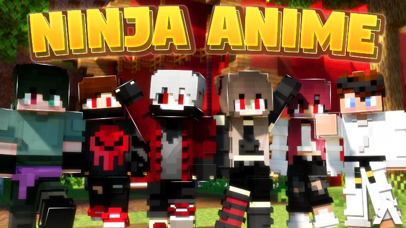 Ninja Anime on the Minecraft Marketplace by Atheris Games