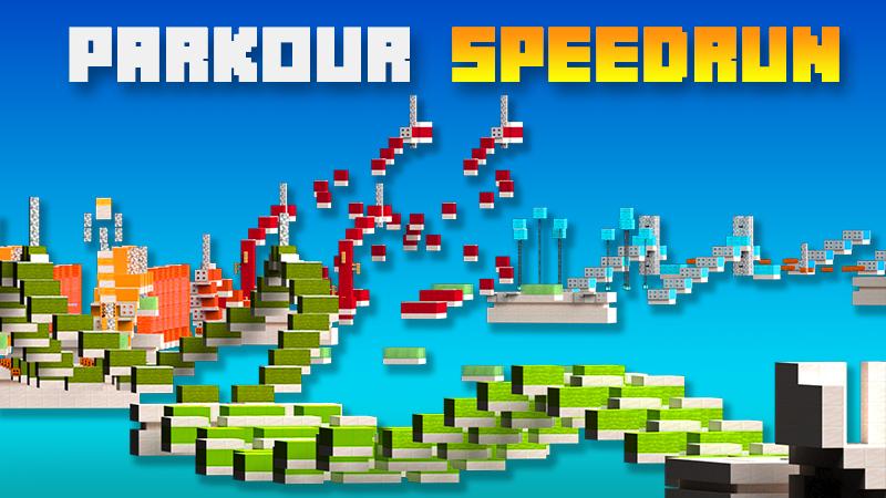 Parkour Speedrun