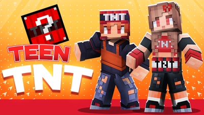 Teen TNT on the Minecraft Marketplace by The Lucky Petals