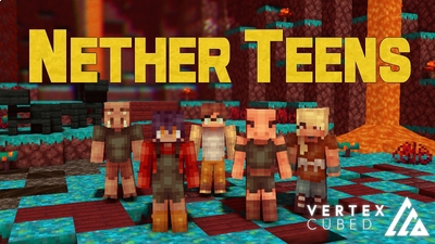 Nether Teens on the Minecraft Marketplace by Vertexcubed